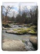 Water Fall Kentucky 2 Duvet Cover