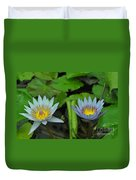 Water Lilies  1 Duvet Cover