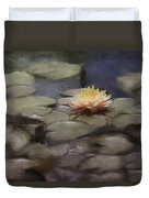 Water Lily Duvet Cover