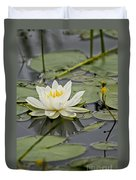 Water Lily Pictures 45 Duvet Cover