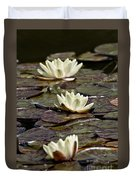 Water Lily Pictures 64 Duvet Cover