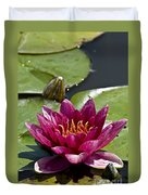 Water Lily Pictures 66 Duvet Cover