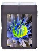 Water Lily - The Awakening - Photopower 03 Duvet Cover
