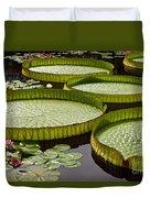 Water Platter Charm Duvet Cover