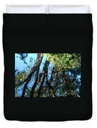 Water Reflections 3 Duvet Cover