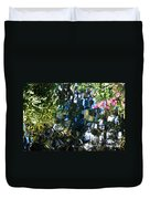Water Reflections 9 Duvet Cover
