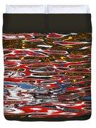 Water Ripple Patterns 3 Duvet Cover
