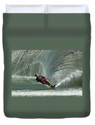 Water Skiing Magic Of Water 27 Duvet Cover