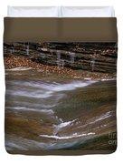 Water Slide Duvet Cover