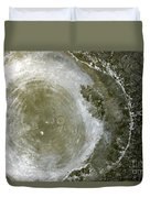 Water Spout 2 Duvet Cover