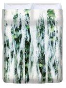 Water Spray Duvet Cover