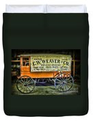 Water St. -  Chicago - The Salesman  Duvet Cover
