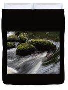 Water Swirl Duvet Cover