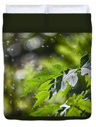 Water-the Essence Of Life V3 Duvet Cover