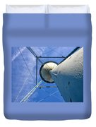 Water Tower 01 Duvet Cover