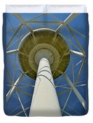 Water Tower Belly Duvet Cover