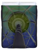 Water Tower Belly Vi Duvet Cover