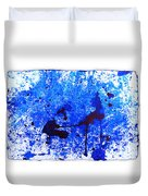 Water Variations 16 Duvet Cover