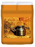 Water Vessel Duvet Cover by Prakash Ghai