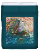 Water Water Everywhere - Section Duvet Cover