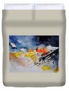 Watercolor 212132 Duvet Cover
