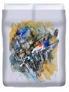 Watercolor 314090 Duvet Cover