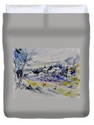 Watercolor 413010 Duvet Cover