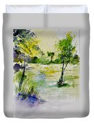 Watercolor 413022 Duvet Cover