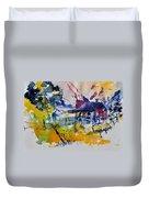Watercolor 413050 Duvet Cover