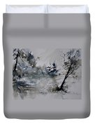 Watercolor 413052 Duvet Cover