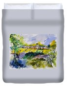 Watercolor 414022 Duvet Cover