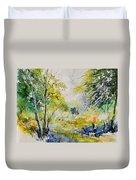 Watercolor 414061 Duvet Cover