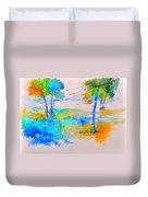 Watercolor 45314012 Duvet Cover