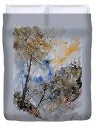 Watercolor 45319051 Duvet Cover