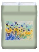 Watercolor 45417052 Duvet Cover