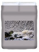 Waterfall Dance Duvet Cover
