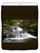Waterfall Oasis Duvet Cover