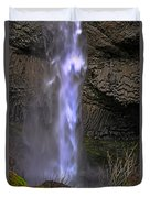 Waterfall Spray Duvet Cover