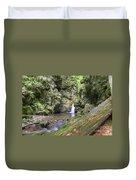 Waterfalls Duvet Cover