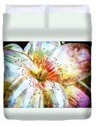 Waterflower Duvet Cover