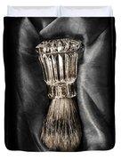 Waterford Crystal Shaving Brush 2 Duvet Cover