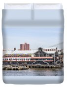 Waterfront 3 Duvet Cover