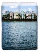 Waterfront Colors Duvet Cover
