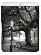 Waterfront Park Duvet Cover
