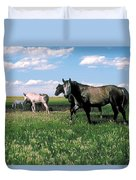 Watering Hole 2 Duvet Cover