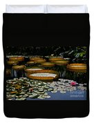 Waterlilies All Duvet Cover