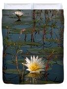 Waterlilly 8 Duvet Cover