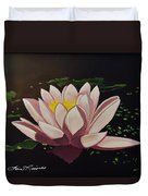 Waterlilly Duvet Cover