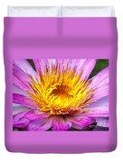 Waterlily Duvet Cover
