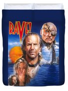 Waterworld Duvet Cover